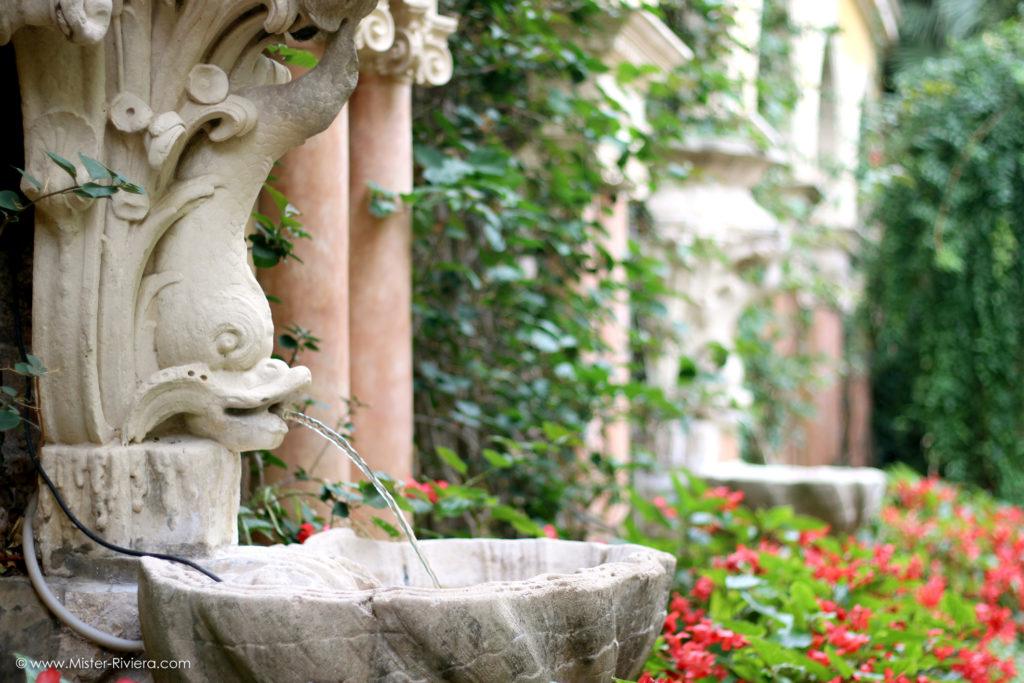 La vie en Rose de la Baronne Ephrussi de Rothschild à Saint-Jean-Cap-Ferrat - Photo Mickael Mugnaini - Blog Mister Riviera, Côte d'Azur France
