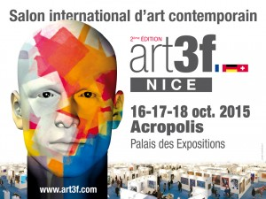 Salon Art Contemporaire Art3f Nice 2015 - Blog Mister Riviera