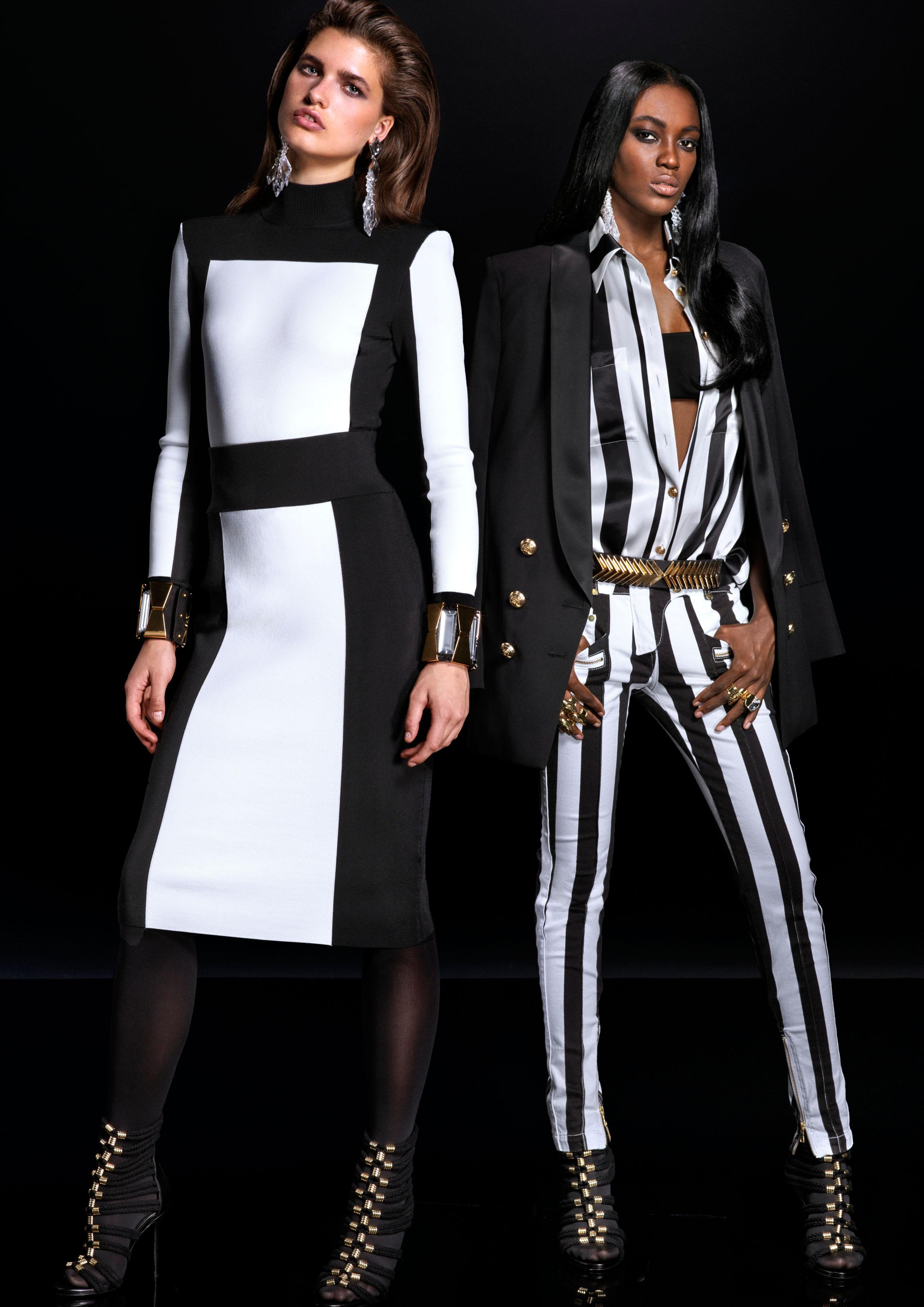Boucles Oreilles Homme Fashion Black