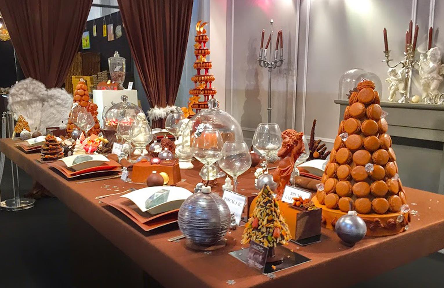 Mister riviera vous invite au salon chocolat saveurs de for Salon des saveurs