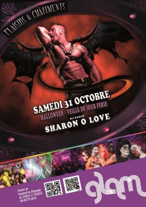 Soirée Halloween au Glam Nice - Gay, Friendly, Lesbien, Trans - Blog Mister Riviera 2015
