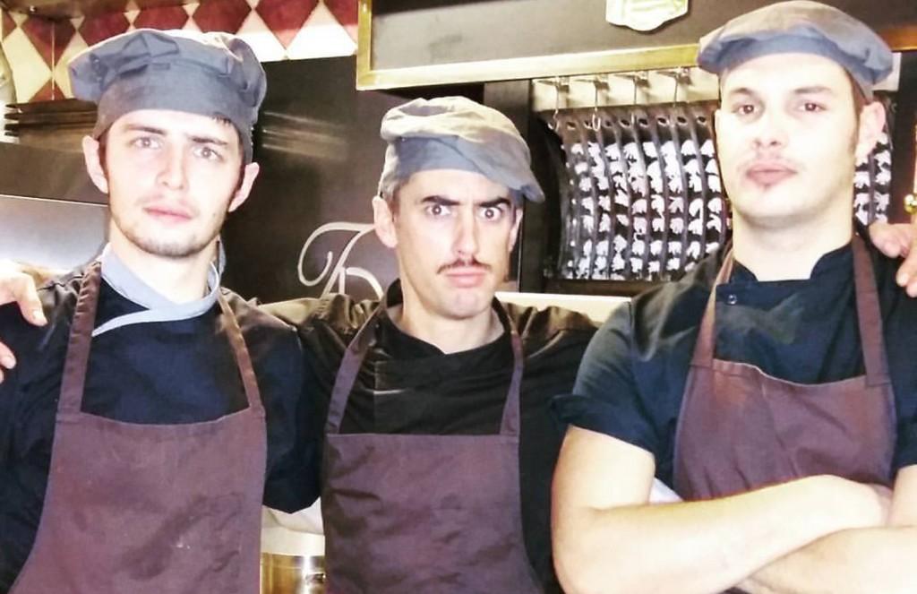 Brunch à Nice au Terroir Divin - Movember - Chef Manuel Dupon et son Equipe - Restaurant rue Delille - Côte d'Azur