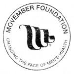Movember Foundation Logo, Côte d'Azur, mode masculine, laissez vous pousser la moustache pour la bonne cause 2015