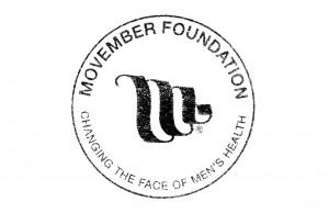 Movember Foundation Logo, Côte d'Azur, mode masculine, laissez vous pousser la moustache pour la bonne cause 2015 Cover