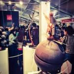 Salon Chocolat et Saveurs à Nice, Côte d'Azur, Promenade des Anglais, Artisans Chocolatiers et Pâtissiers, Pascal Lac, Chocolaterie Canet, Jean Patrice Paci, French Riviera 06