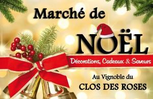 Noël dans le Var le Clos des Roses à Fréjus - Fêtes de fin d'année - Marché de Noël - Côte d'Azur - Blog Mister Riviera 2015 - Photo Le Clos des Roses 1