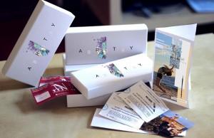 Nouveauté sur la Côte d'Azur - Arty Box - Coffret découverte de la French Riviera - Nice Cannes Menton Antibes - A gagner sur le Blog Mister Riviera 2016 l