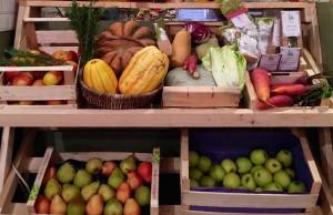 Brunch sur la Côte d'Azur au Café Marché à Nice - Légumes et Fruits du Marché Saleya Vieux Nice French Riviera - Brunch du Dimanche - Rue de la Barillerie - Nice - Blog Mister Riviera 2016 l