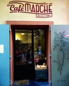 Brunch sur la Côte d'Azur au Café Marché à Nice - Produits frais du Marché Saleya Vieux Nice French Riviera - Brunch du Dimanche - Rue de la Barillerie - Nice - Blog Mister Riviera 2016