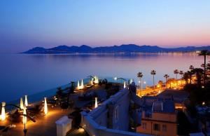 Hôtel Radisson Blu 1835 à Cannes, Côte d'Azur - Restaurant Bar Lounge Terrasse - Vue Panoramique sur la French Riviera - Idéal pour la Saint-Valentin ou le Festival de Cannes - Blog Mister Riviera 2016