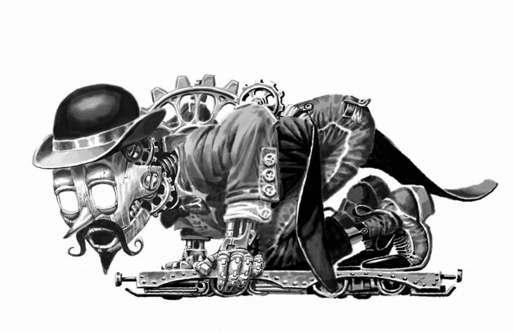 L'Espia - Croquis du Char créé par le tatoueur Loic Manalti - Réalisé par Cédric Pignataro - Nice Festivités - Carnaval de Nice - Côte d'Azur - Blog Mister Riviera 2016