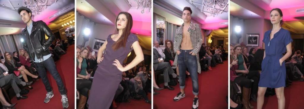 Défilé de mode à l'Hôtel Ellington à Nice, Côte d'Azur - Polly & Cie, Abaka, L'Homme Garibaldi, les boutiques niçoises défilent pour une soirée Fashion made in French Riviera 3