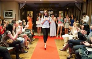 Défilé de mode à l'Hôtel Ellington à Nice, Côte d'Azur - Polly & Cie, Abaka, L'Homme Garibaldi, les boutiques niçoises défilent pour une soirée Fashion made in French Riviera