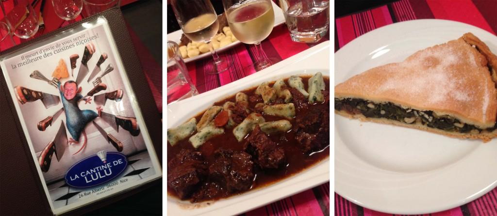 La Cantine de Lulu - Restaurant traditionnel à Nice Côte d'Azur - Spécialités Niçoises - Label Cuisine Nissarde - Maitre Restaurateur 06 - Photos Mickaël Mugnaini - Mister Riviera Blog 2016