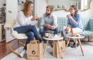 Jeu Concours - Deliveroo- Livraison de vos restaurants préférés à Nice - Côte d'Azur - Gagnez des bons d'achats et des crédits gratuits - Blog Mister Riviera 2016