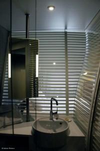 Okko Hôtel Cannes - Salle de bains, cosmétiques Nuxe - Côte d'Azur, French Riviera - Design Patrick Norguet - Photo Mickaël Mugnaini pour Blog Mister Riviera 2016
