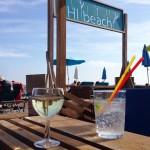 Apéro à Nice par le Blog Mister Riviera, blog sur Nice et la Côte d'Azur. La plage Hi beach par Thierry Tiercelin à Gambetta, Promenade des Anglais - Blog Mister Riviera 2016