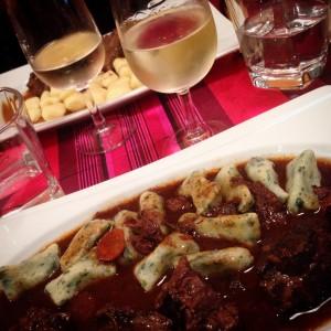 Label Cuisine Nissarde - Daube niçoise et Merda di Can au restaurant La Cantine de Lulu à Nice - Restaurants sur Nice et la Côte d'Azur pour manger niçois - Blog Mister Riviera 2016