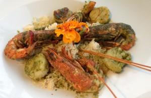 Les Jardins du Capitole, restaurant à Nice, Promenade des Anglais, face à la mer. Saveurs méditerranéennes sur la Côte d'Azur - Soirées Jazz Live - Blog Mister Riviera 2016