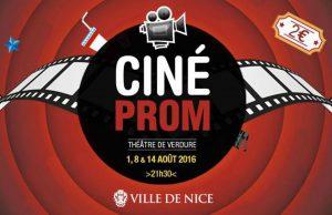Ciné Prom 2016 - La ville de Nice fait son cinéma au Théâtre de Verdure avec un cinéma en plein air - Hugo Cabaret, Interstellar, Happiness Therapy - Cinéma Nice Côte d'Azur - Blog Mister Riviera 2016