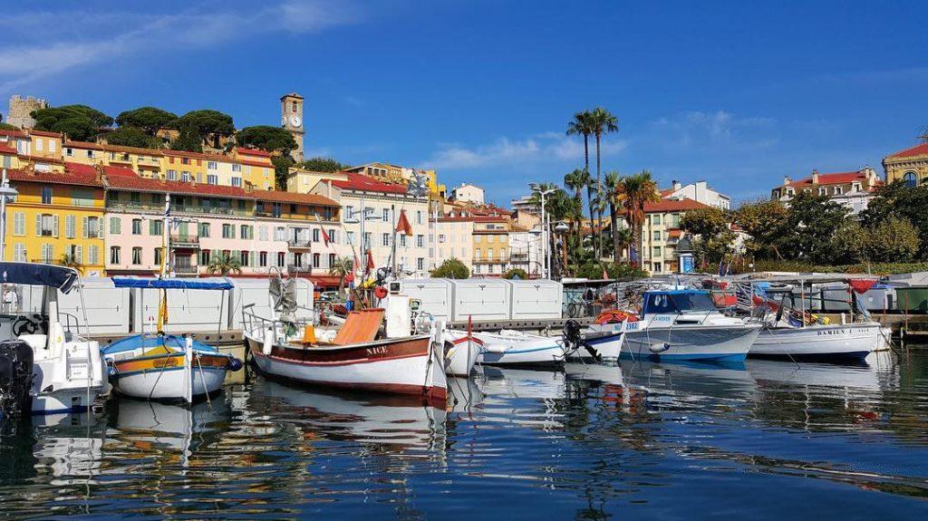 Photo : Vieux Port de Cannes // @vieuxportdecannes