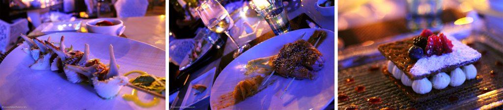 Hôtel Metropole Monaco Monte Carlo - Diner au restaurant Odyssey par Karl Lagerfeld - Cusine du chef Joël Robuchon et chef Christophe Cussak - Blog Mister Riviera - Côte d'Azur - Photo Mickaël Mugnaini