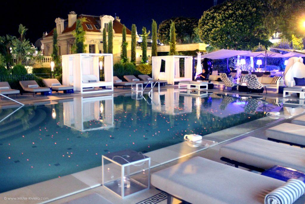 Hôtel Metropoole Monte Carlo - Bar Lounge Restaurant Piscine Odyssey par Karl Lagerfeld - Blog Mister Riviera, Monaco Côte d'Azur - Photo Mickaël Mugnaini 2016