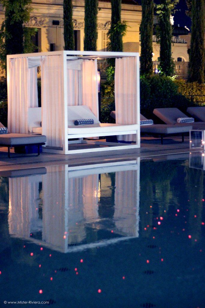 Hôtel Metropoole Monte Carlo - Lounge Odyssey par Karl Lagerfeld - Restaurant Piscine Bar Lounge à Monaco - Blog Mister Riviera, Blog Côte d'Azur - Photo Mickaël Mugnaini 2016