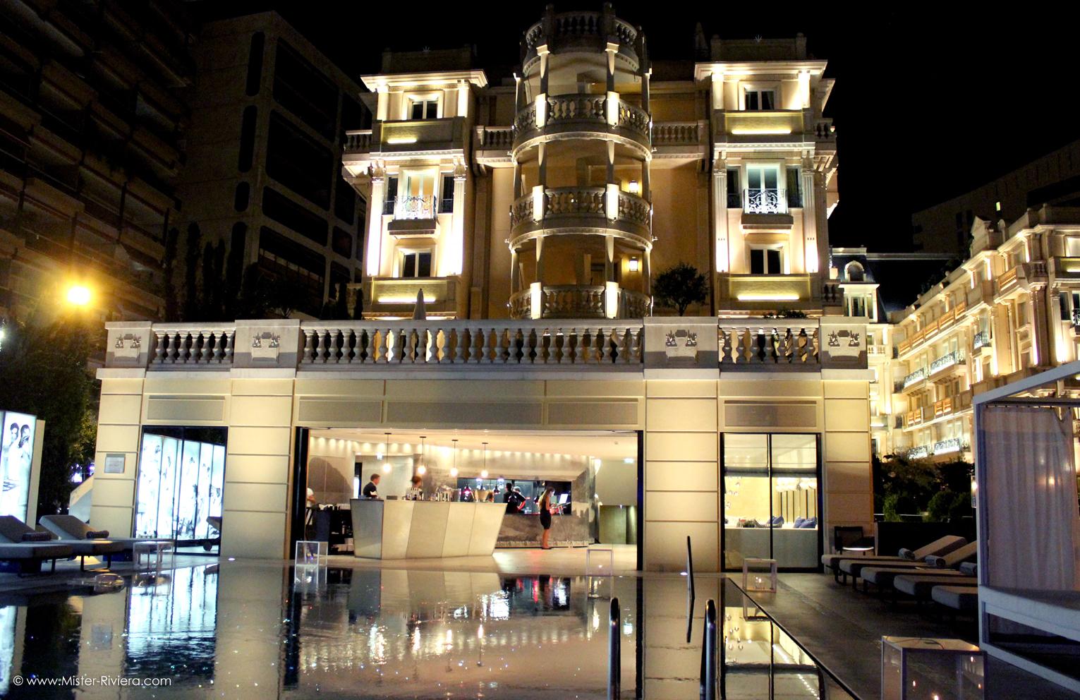 Hotel Metropole Monaco Restaurant