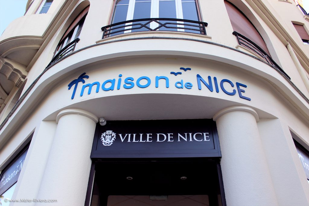 "La Maison de Nice : La boutique officielle niçoise où tout le monde dit ""I Love You"" ... - Photo Mickaël Mugnaini, Blog Mister Riviera - Côte d'Azur France"