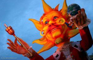 Programme du Carnaval de Nice 2018 : Le Roi nous emmène dans l'Espace ...