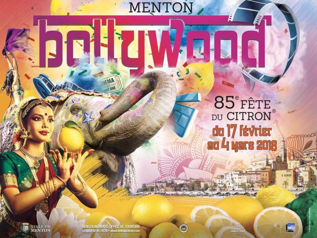85ème Fête du Citron : Voyage de Menton à Bollywood du 17 février au 4 mars 2018