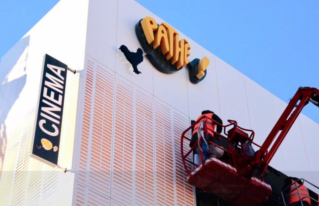 Le cinéma Pathé Gare du Sud ouvre ses portes à Nice Libération - Mister Riviera Blog - Côte d'Azur France