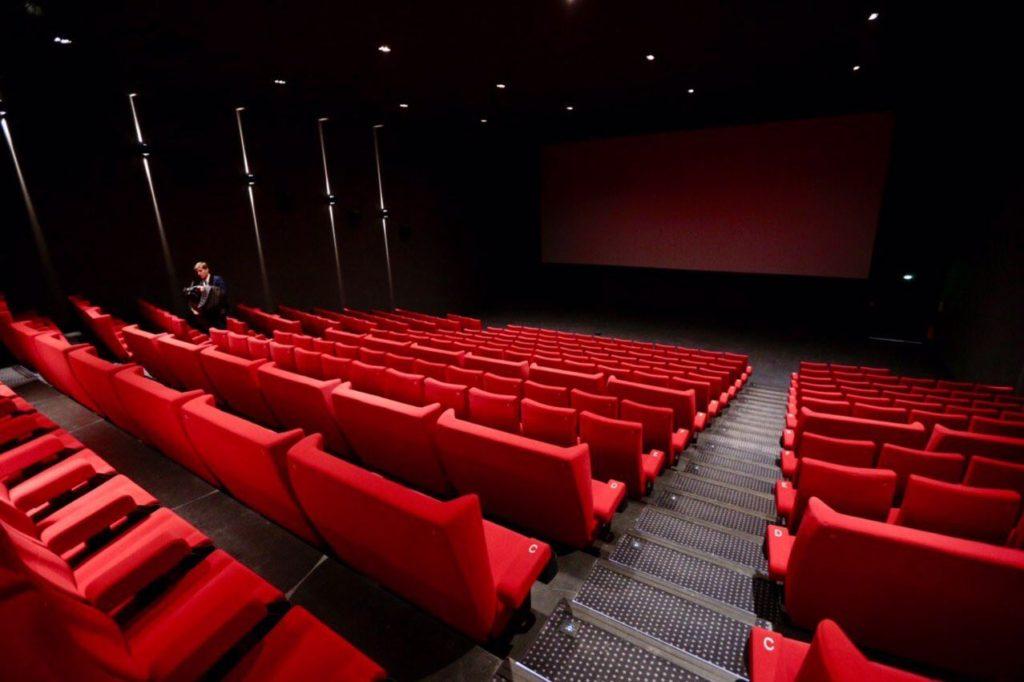 Le Cinéma Pathé Gare du Sud ouvre ses portes à Nice Libération - Photo Ville de Nice - Blog Mister Riviera, Côte d'Azur France