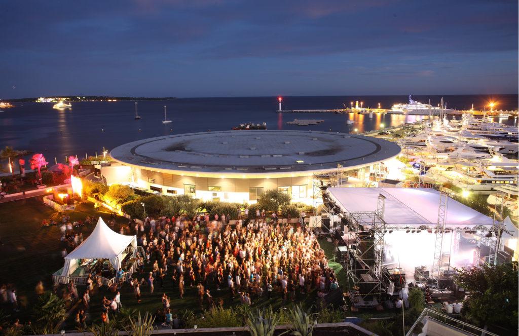 Les concerts de l'été sur la terrasse du Palais des Festivals de Cannes - Mister Riviera Blog - Côte d'Azur France