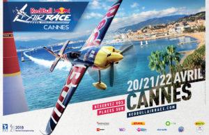 Red Bull Air Race à Cannes : la course aérienne atterrit sur la Côte d'Azur - Blog Mister Riviera 2018 - Côte d'Azur France