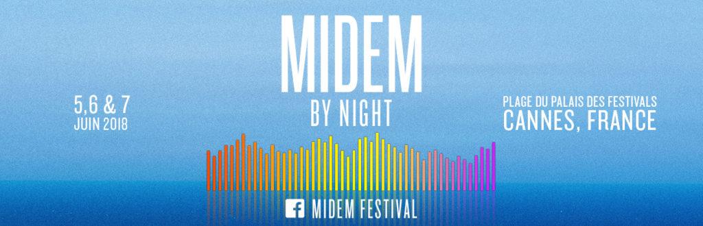 [Jeu Concours] Gagnez vos invitations au MIDEM by Night sur la plage du Palais des Festivals de Cannes - Blog Mister Riviera 2018 - Côte d'Azur France