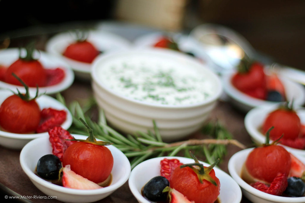 Thym & Romarin, le restaurant éphémère de l'été à l'Hôtel Hyatt Regency Nice - Photo Mickaël Mugnaini - Blog Mister Riviera 2018 - Côte d'Azur France