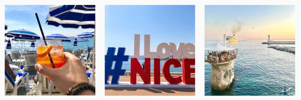 La ville de Nice lance un Guide Instagram avec les influenceurs de la Côte d'Azur - Photo Mickaël Mugnaini, Blog Mister Riviera 2018