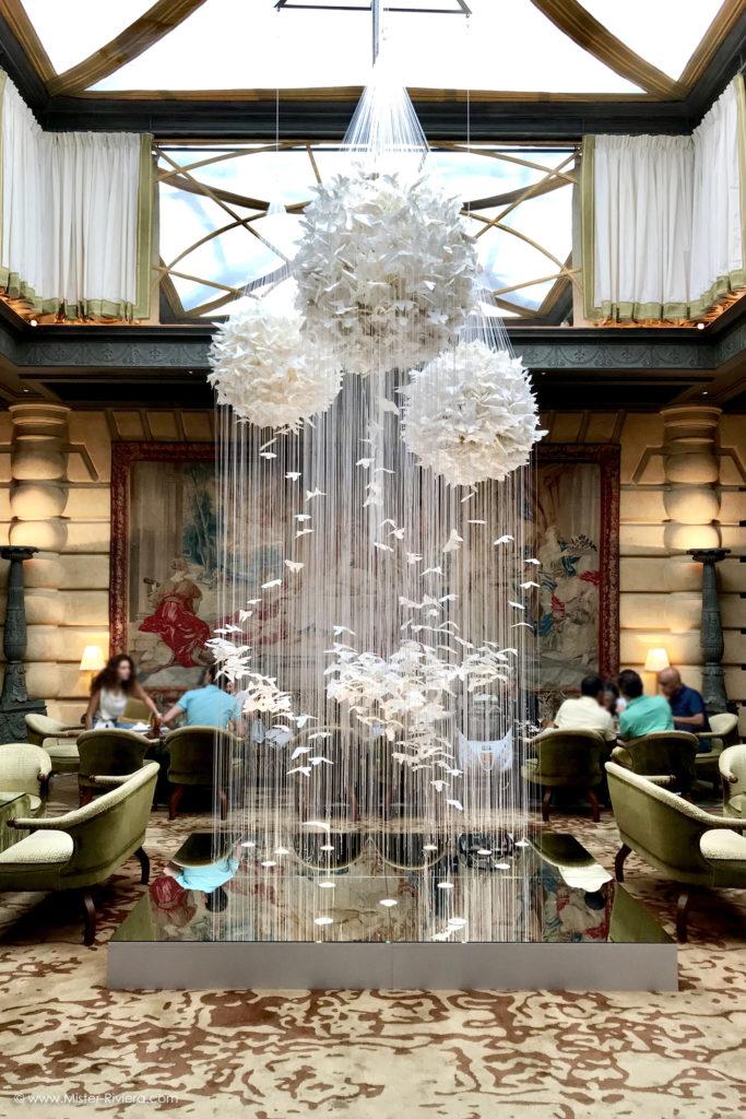 Restaurant Yoshi, l'étoile de la gastronomie japonaise à Monaco - Hôtel Metropole Monte Carlo - Photo Mickael Mugnaini, Blog Mister Riviera - Côte d'Azur France 2018