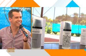 La Grande Emission d'Azur TV 08/10/2018 : Les cosmétiques pour hommes Archiman - Mouratoglou Tennis Academy - Mickaël Mugnaini - Blog Mister Riviera, Côte d'Azur France 2018