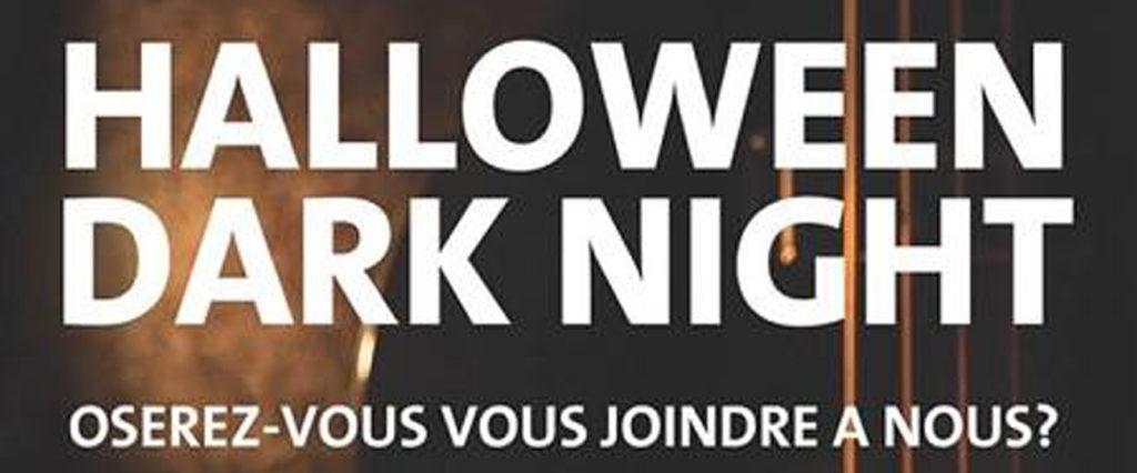 Halloween 2018 : 6 soirées terrifiantes sur Nice et la Côte d'Azur - Dark Night Hard Rock Café Nice - Blog Mister Riviera - Côte d'Azur France 2018