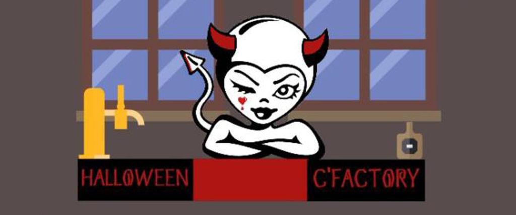 Halloween 2018 : 6 soirées terrifiantes sur Nice et la Côte d'Azur - Célibataires Rencontres C Factory Mamac Nice - Blog Mister Riviera - Côte d'Azur France 2018
