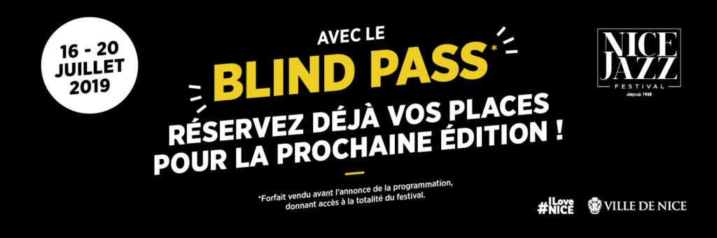 Nice Jazz Festival 2019 : 5 bonnes raisons de réserver votre Blind Pass - Blog Mister Riviera, Côte d'Azur France 2018