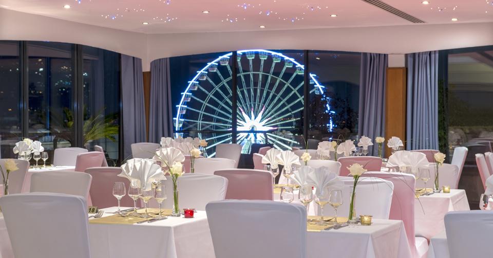 Nice, Cannes, Monaco ... Où fêter le nouvel an 2019 sur la Côte d'Azur France ? Blog Mister Riviera - Hôtel Aston La Scala Nice