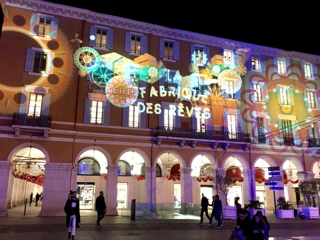 Noël à Nice, Côte d'Azur France – Photo : @misterrivierablog