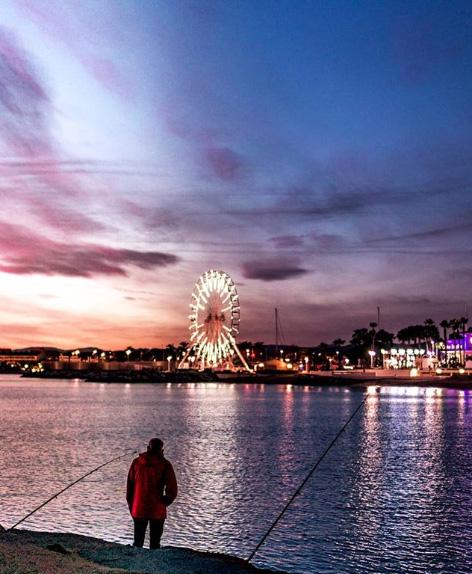 Noël à Saint-Raphaël, Estérel Côte d'Azur France – Photo : @visualflow_chiarazzo