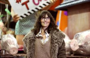 L'artiste azuréenne Virginie Broquet, Reine du Carnaval de Nice 2019 - Photo Mickaël Mugnaini - Blog Mister Riviera, Côte d'Azur France