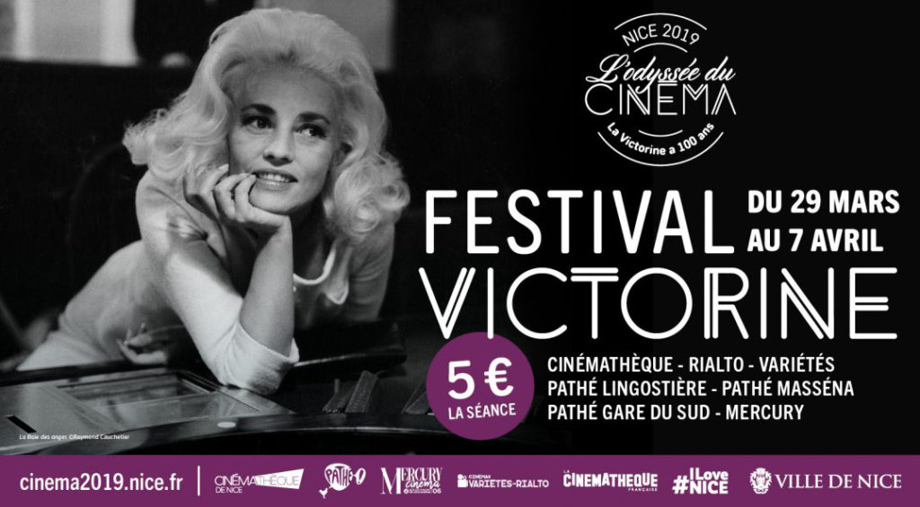 Festival Victorine 2019 : 60 films de légende tournées à Nice à redécouvrir au Cinéma - Mister Riviera Blog, Côte d'Azur France