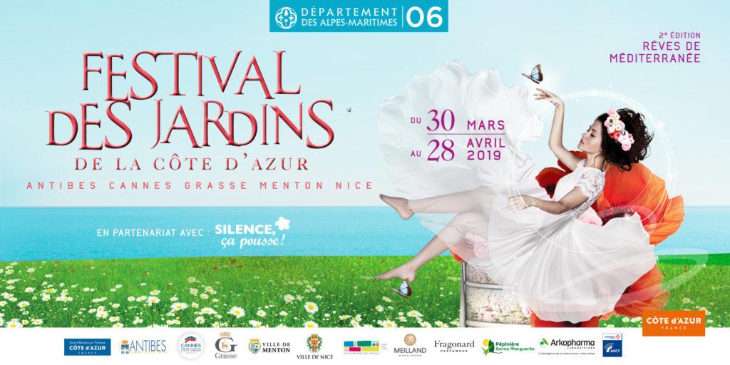 """Festival des Jardins de la Côte d'Azur 2019, découvrez les """"Rêves de Méditerranée"""" - Blog Mister Riviera, Côte d'Azur France"""